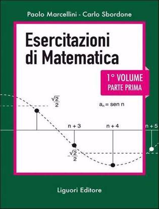Immagine di Esercitazioni di matematica. Vol. 1\1