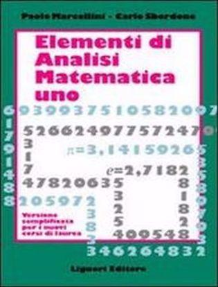 Immagine di Elementi di analisi matematica 1. Versione semplificata per i nuovi corsi di laurea