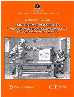 Immagine di Esistenza e possibilità. Contributo allo studio della completezza dell'ordinamento giuridico