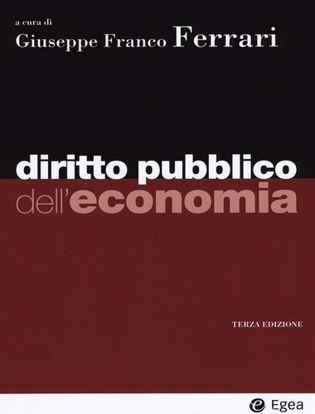 Immagine di Diritto pubblico dell'economia
