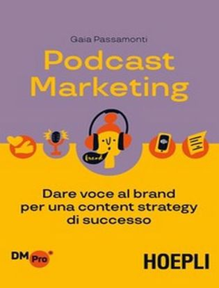 Immagine di Podcast marketing. Dare voce al brand per una content strategy di successo