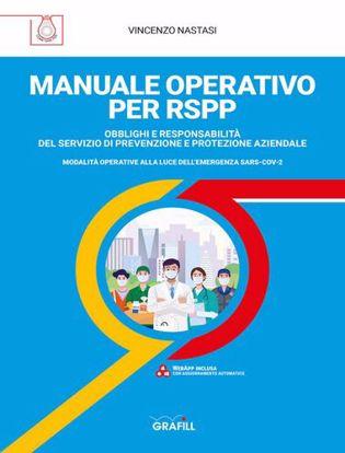 Immagine di Manuale operativo per RSPP