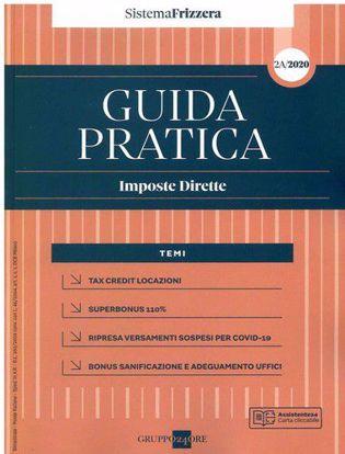 Immagine di Guida pratica fiscale. Imposte dirette 2020. Vol. 2A