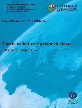 Immagine di 47 - Tutela collettiva e azione di classe. Un'analisi comparativa