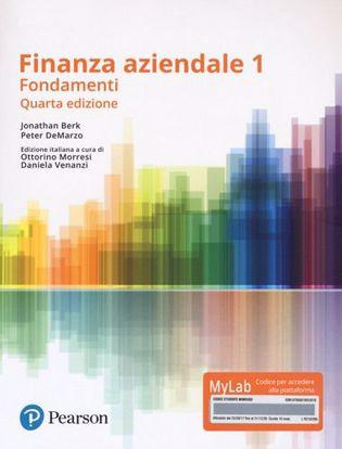 Immagine di Finanza aziendale. Vol. 1. Ediz. Mylab. Con Contenuto digitale per download e accesso on line