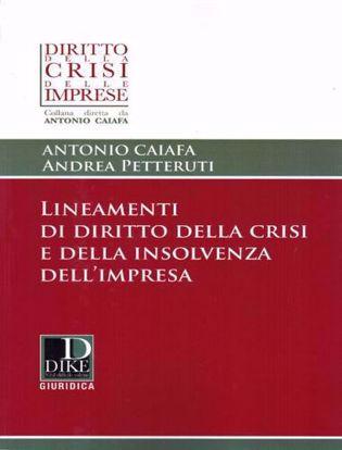 Immagine di Lineamenti di diritto della crisi e della insolvenza dell'impresa