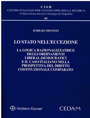 Immagine di Lo stato nell'eccezione. La logica razionalizzatrice degli ordinamenti liberal-democratici e il caso italiano nella prospettiva del diritto costituzionale comparato