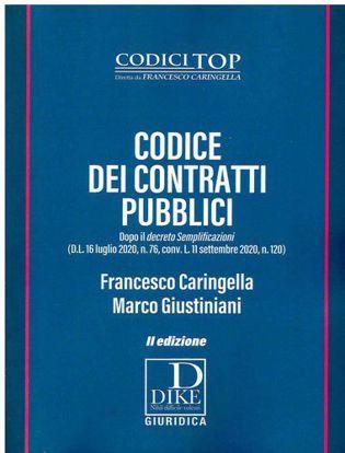 Immagine di Codice dei contratti pubblici