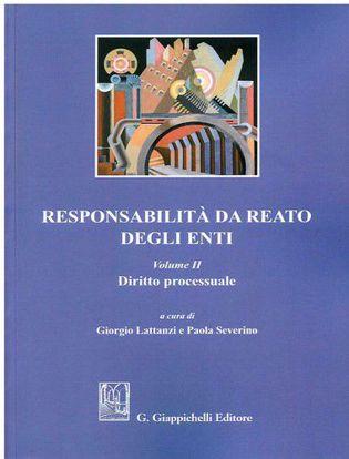 Immagine di Responsabilità da reato degli enti vol.2. Diritto processuale