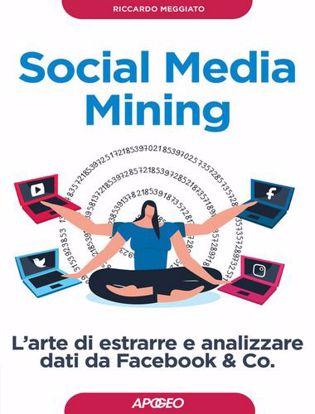 Immagine di Social media mining. L'arte di estrarre e analizzare dati da Facebook & co.