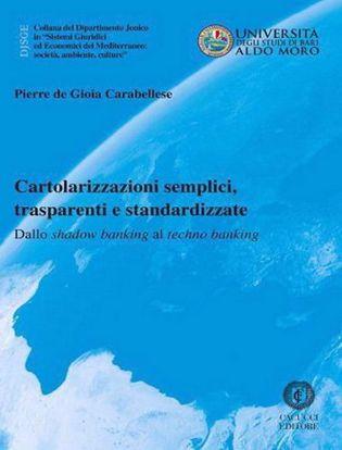 Immagine di Cartolarizzazioni semplici, trasparenti e standardizzate