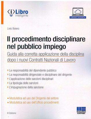 Immagine di Il procedimento disciplinare nel pubblico impiego