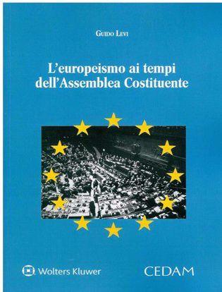 Immagine di L'europeismo ai tempi dell'Assemblea Costituente