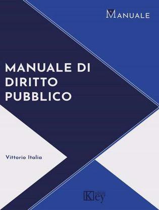 Immagine di Manuale di diritto pubblico