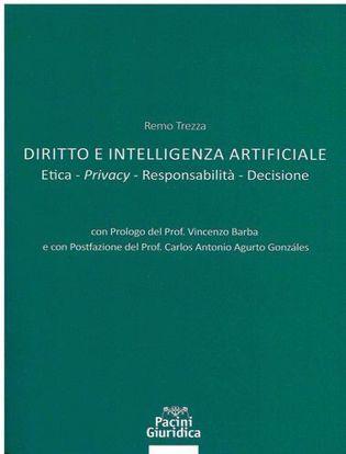 Immagine di Diritto e intelligenza artificiale. Etica, Privacy, Responsabilità, Decisione