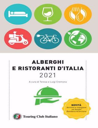 Immagine di Alberghi e ristoranti d'Italia 2021