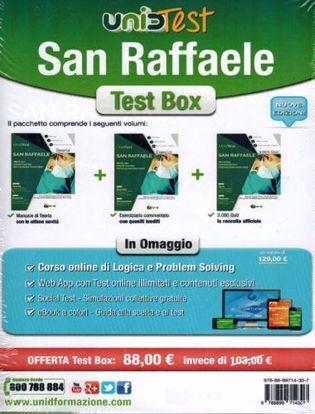 Immagine di UnidTest. Università San Raffaele 2021-2022. Box