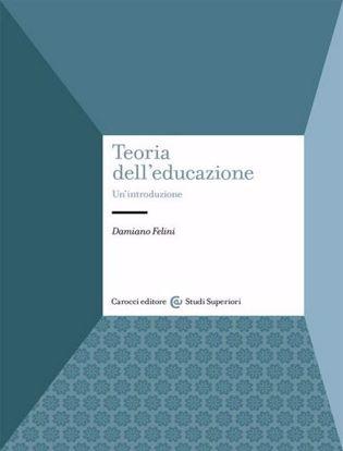 Immagine di Teoria dell'educazione. Un'introduzione