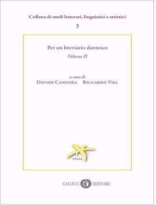 Immagine di Per un breviario dantesco - Volume II