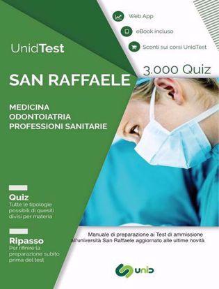 Immagine di Q01S UnidTest. Università San Raffaele 2021 - 2022. Quiz