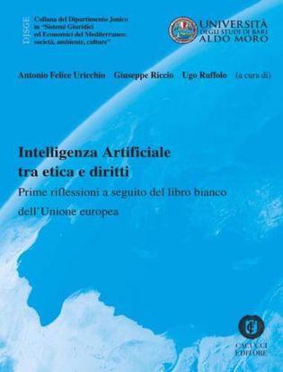 Immagine di 48 - Intelligenza Artificiale tra etica e diritti. Prime riflessioni a seguito del libro bianco dell'Unione europea
