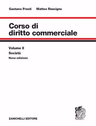 Immagine di Corso di diritto commerciale. Vol. 2: Società