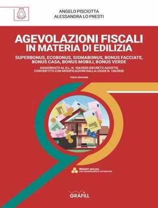 Immagine di Agevolazioni fiscali in materia edilizia