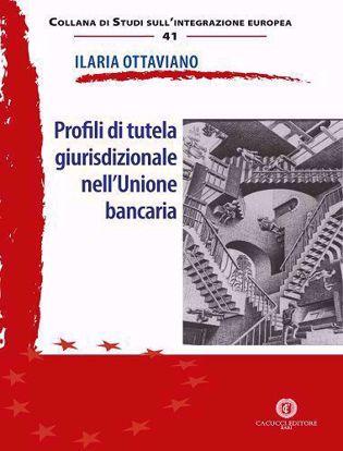 Immagine di 41 - Profili di tutela nell'Unione bancaria