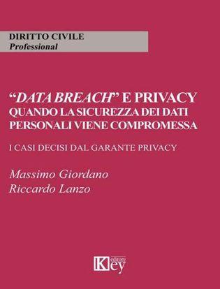 Immagine di «Data breach» e privacy. Quando la sicurezza dei dati personali viene compromessa. I casi decisi dal garante privacy