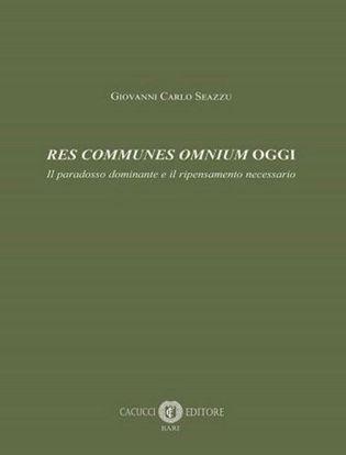 Immagine di Res Communes Omnium oggi.