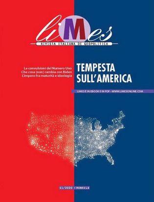 Immagine di Limes. Rivista italiana di geopolitica (2020) vol.11 Tempesta sull'America