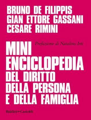 Immagine di Mini enciclopedia del diritto della persona e della famiglia