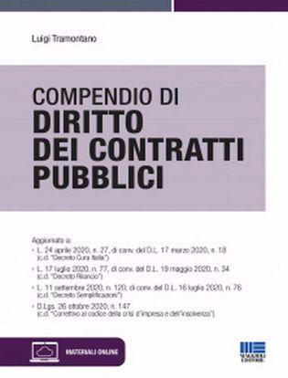 Immagine di Compendio di diritto dei contratti pubblici