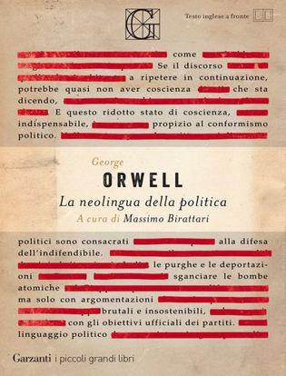 Immagine di La neolingua della politica
