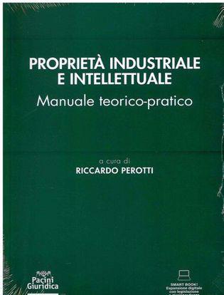 Immagine di Propietà industriale e intellettuale. Manuale teorico-pratico