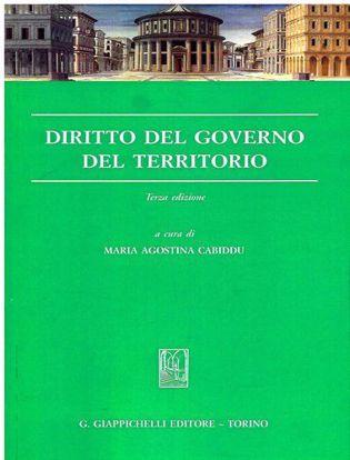 Immagine di Diritto del governo del territorio