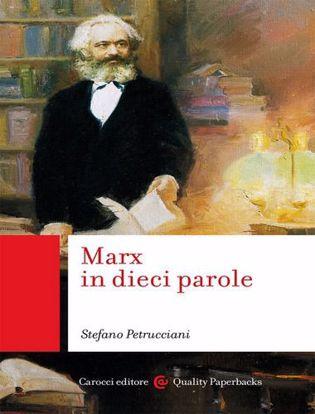 Immagine di Marx in dieci parole