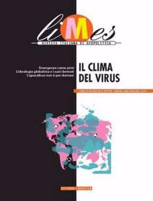 Immagine di Limes. Rivista italiana di geopolitica (2020) vol.12 Il clima del virus
