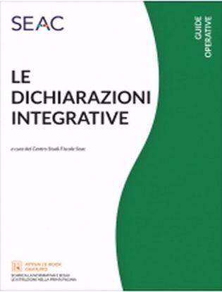 Immagine di Le dichiarazioni integrative