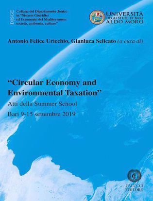 Immagine di Circular Economy and Environmental Taxation