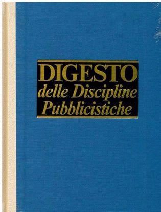 Immagine di Digesto delle discipline pubblicistiche