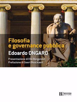 Immagine di Filosofia e governance pubblica