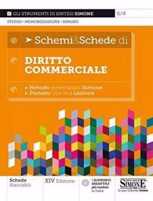 Immagine di Schemi & schede di diritto commerciale