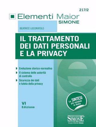 Immagine di Il trattamento dei dati personali e la privacy