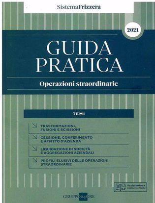 Immagine di Guida pratica operazioni straordinarie