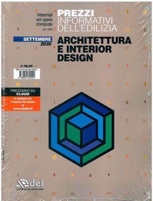 Immagine di Prezzi informativi dell'edilizia. Architettura e interior design. Settembre 2020