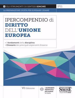Immagine di Ipercompendio diritto dell'Unione Europea