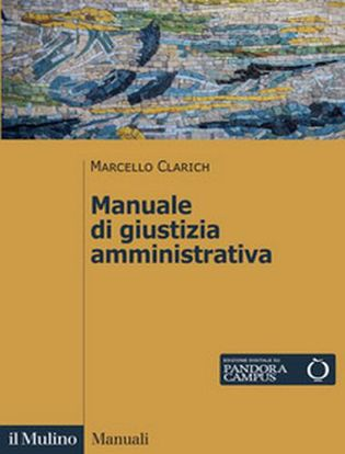Immagine di Manuale di giustizia amministrativa