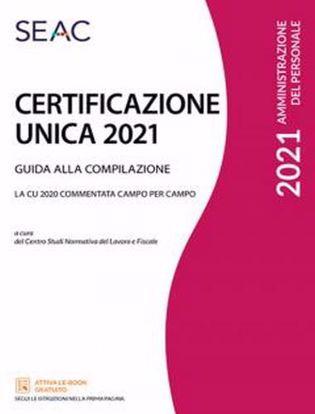 Immagine di Certificazione Unica. Guida alla compilazione