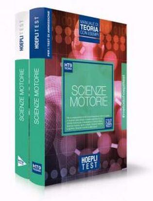 Immagine di Hoepli Test. Scienze motorie. Box: manuale di teoria con esempi-Esercizi e simulazioni. Per i test di ammissione